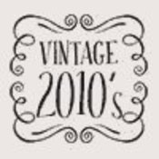 Vintage Years Decade-Grey