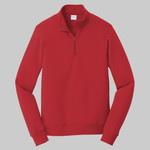 Adult Fan Favorite 1/4 Zip Sweatshirt