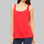 Ladies Relaxed Jersey Tank