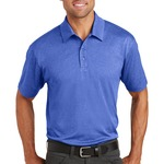 Adult Trace Heather Polo