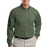 Adult LS Easy Care Shirt