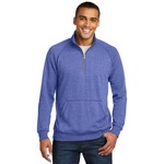Adult Lightweight 1/4 Zip Sweatshirt