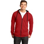 Adult Lightweight Full Zip Sweatshirt