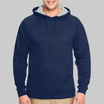 Adult Cool & Dry Sport Hooded Fleece