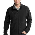 Eddie Bauer Zip Fleece Jacket